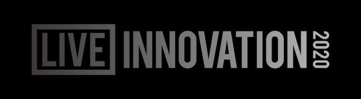 「LIVE INNOVATION 2020」ロゴ