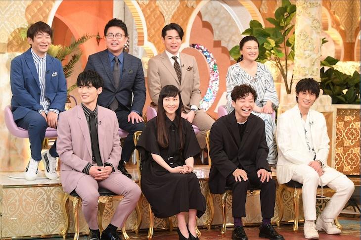 TBS系「櫻井・有吉THE夜会」より。(c)TBS
