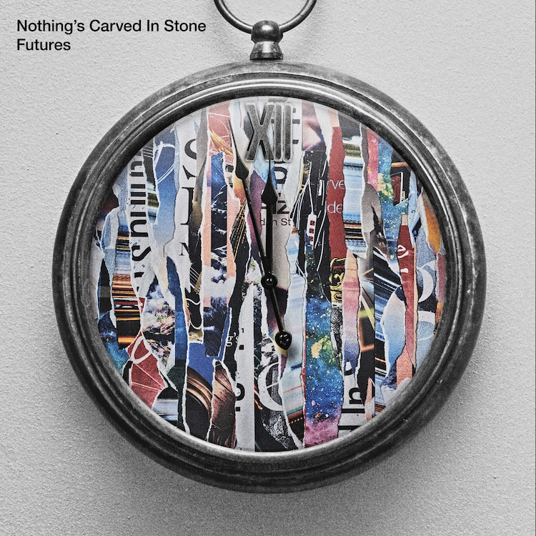 Nothing's Carved In Stone「Futures」ジャケット