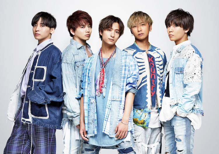 Da-iCE新曲が「ONE PIECE」主題歌に決定、シングルに「ウィーアー ...