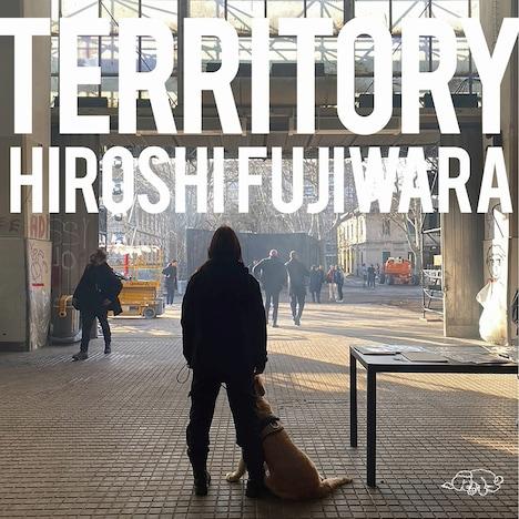 藤原ヒロシ「TERRITORY」ジャケット