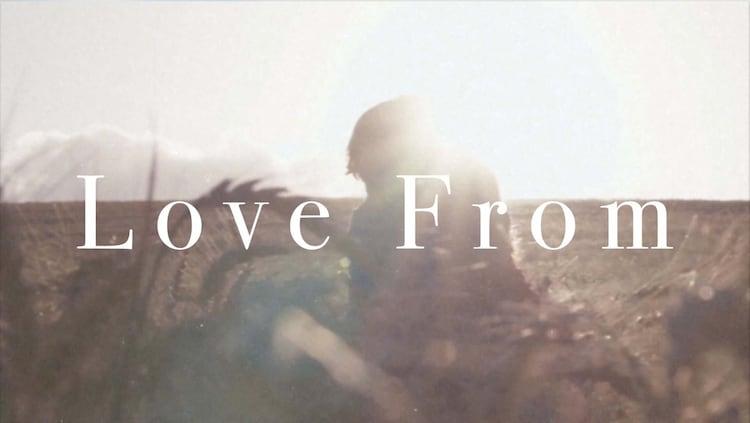 Yap!!!「Love From」ミュージックビデオより。