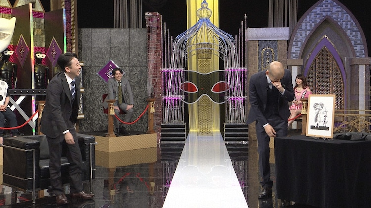 7月4日放送「有吉反省会」より。(c)日本テレビ