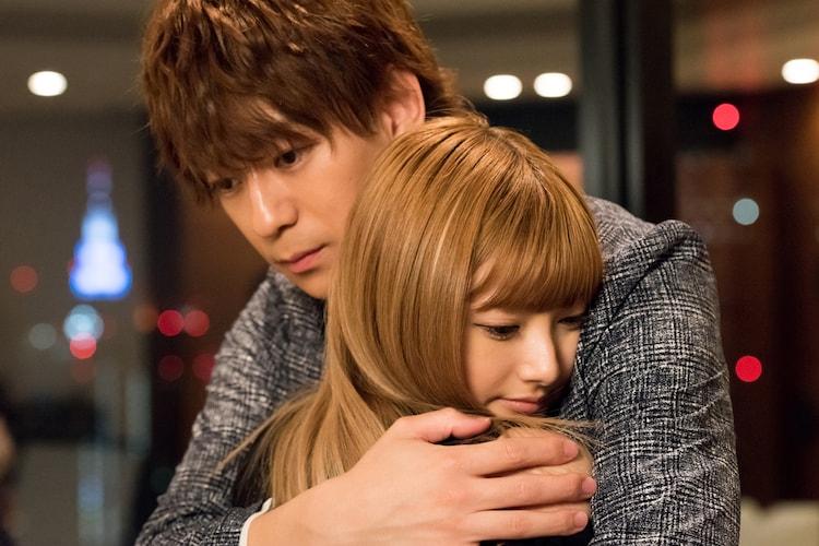ドラマ「M 愛すべき人がいて」のワンシーン。(c)テレビ朝日 / AbemaTV,Inc.