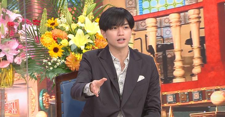 中島健人(Sexy Zone)(c)日本テレビ