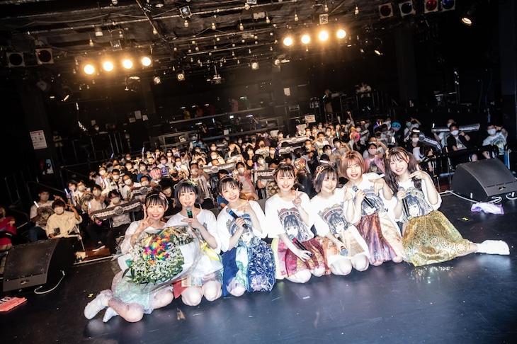 """ナナランド「""""Add""""Venture tour2020-ナナランドの日2020」の様子。(Photo by Masayo)"""