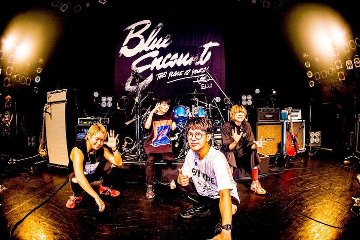 BLUE ENCOUNT(撮影:浜野カズシ)