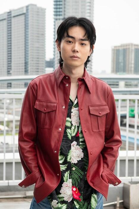 「MIU404」に出演する菅田将暉。