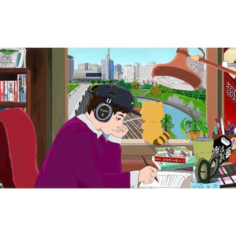 crystal-z「Sai no Kawara」配信ジャケット