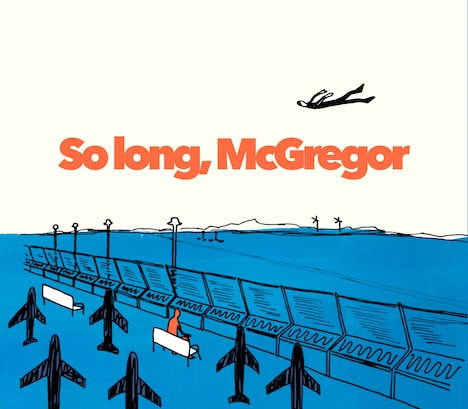 さわおとまり「さよならマクレガー」ジャケット