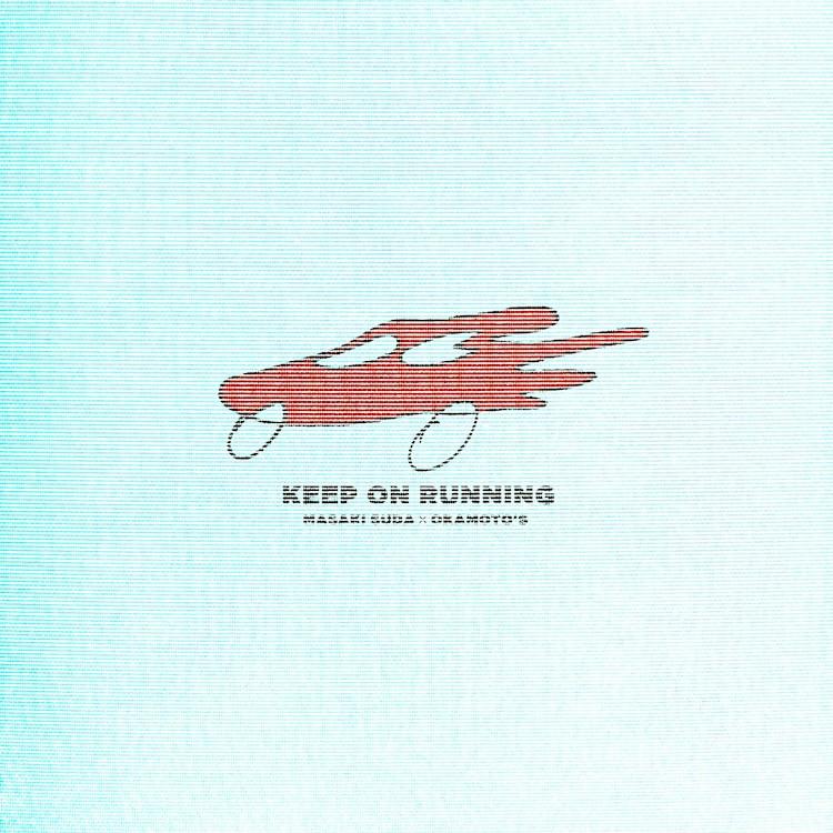 菅田将暉×OKAMOTO'S「Keep On Running」配信ジャケット