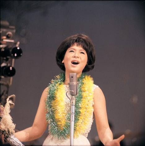 1965年の弘田三枝子。