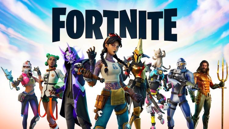 「FORTNITE」ビジュアル (c)2020, Epic Games, Inc