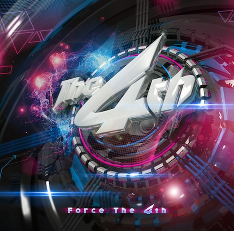 The 4th「Force of The 4th」ジャケット