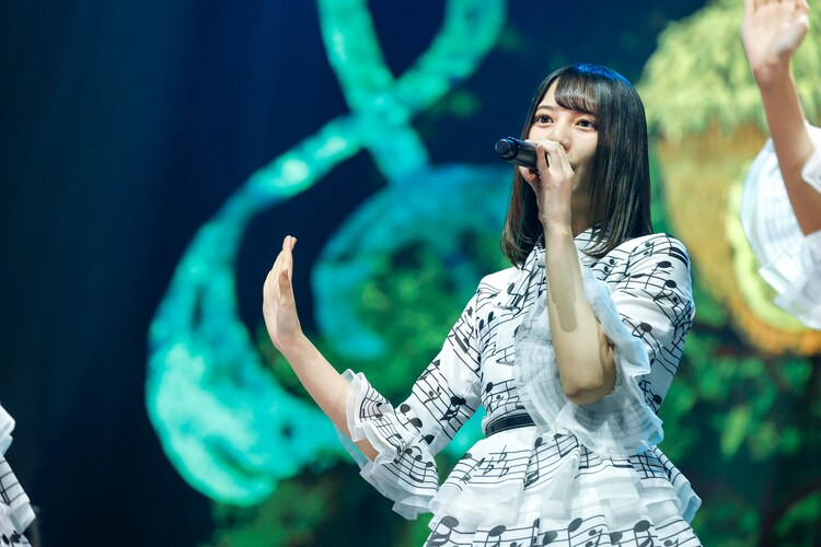小坂菜緒(撮影:上山陽介)