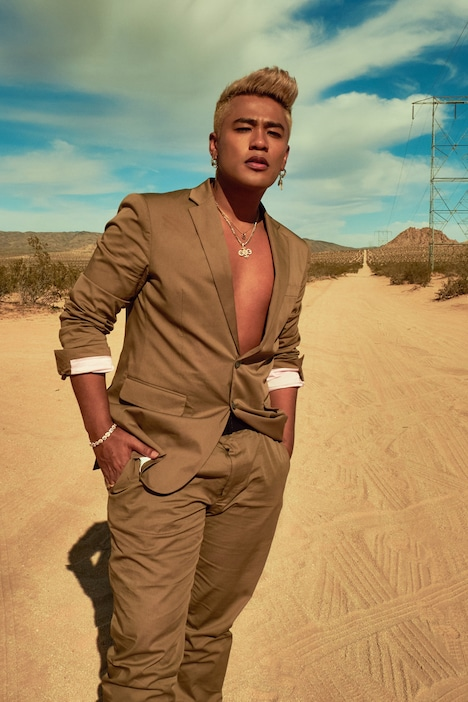 ELLY(三代目 J SOUL BROTHERS from EXILE TRIBE)