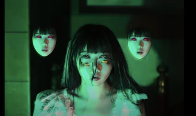 Marukido「Munchies」ミュージックビデオより。