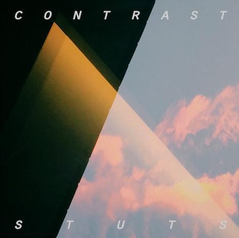 STUTS「Contrast」配信ジャケット