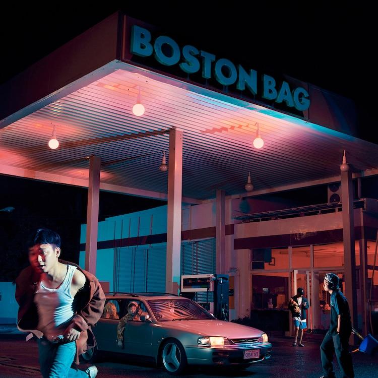 BIM「Boston Bag」配信ジャケット