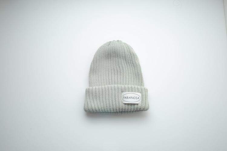 Ovall×CA4LA KNIT CAP