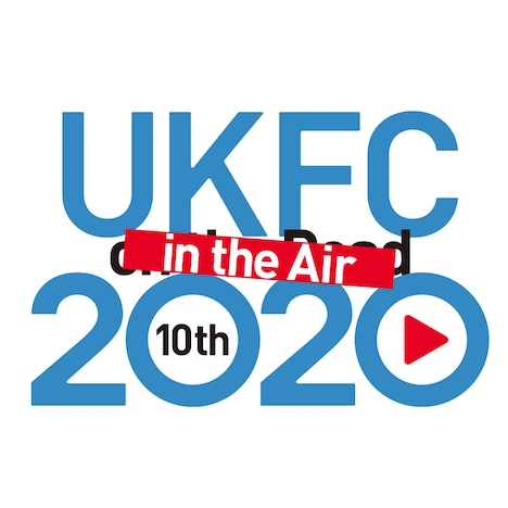 「UKFC in the Air」ロゴ