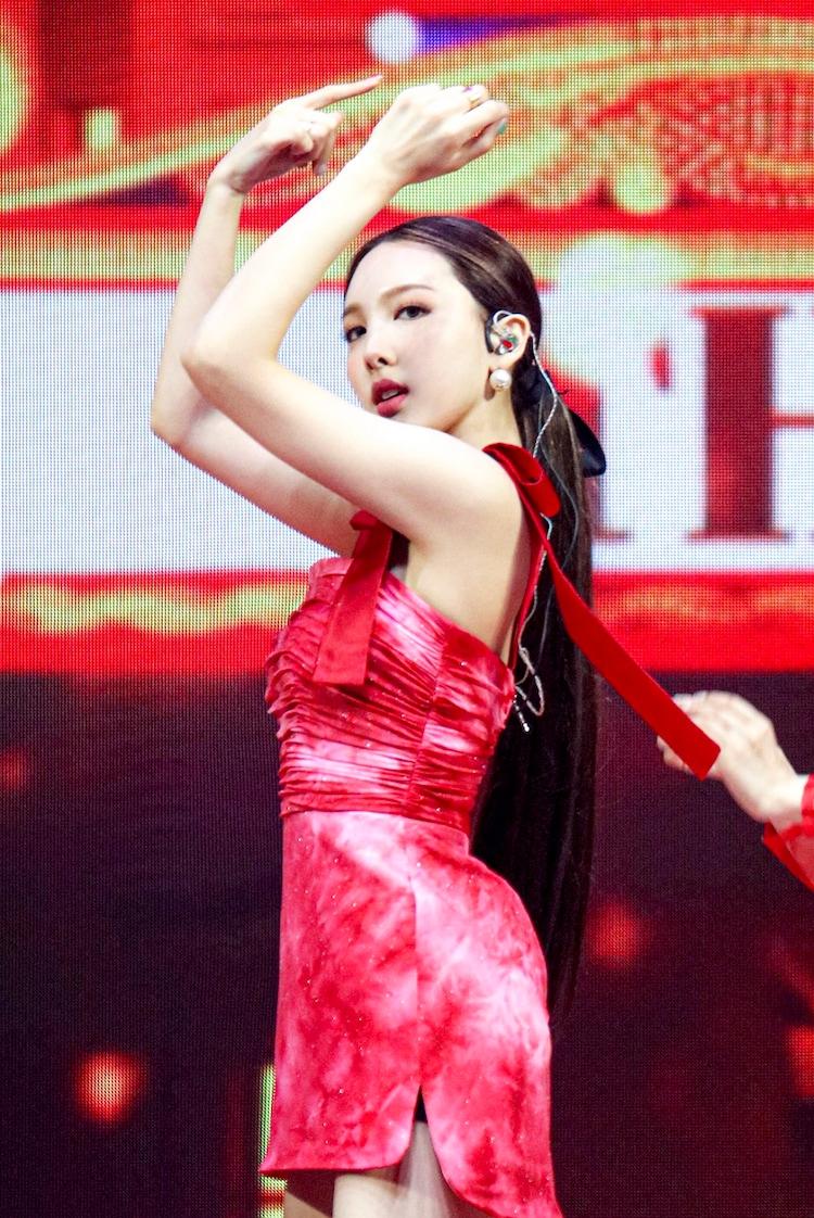 ナヨン(写真提供:JYP Entertainment)