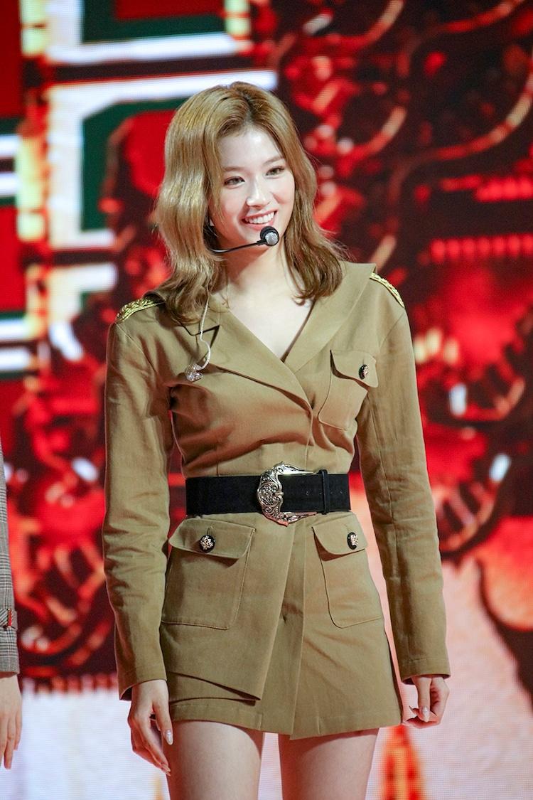 サナ(写真提供:JYP Entertainment)
