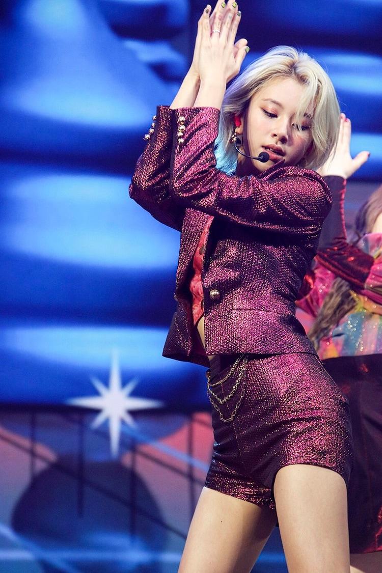 チェヨン(写真提供:JYP Entertainment)