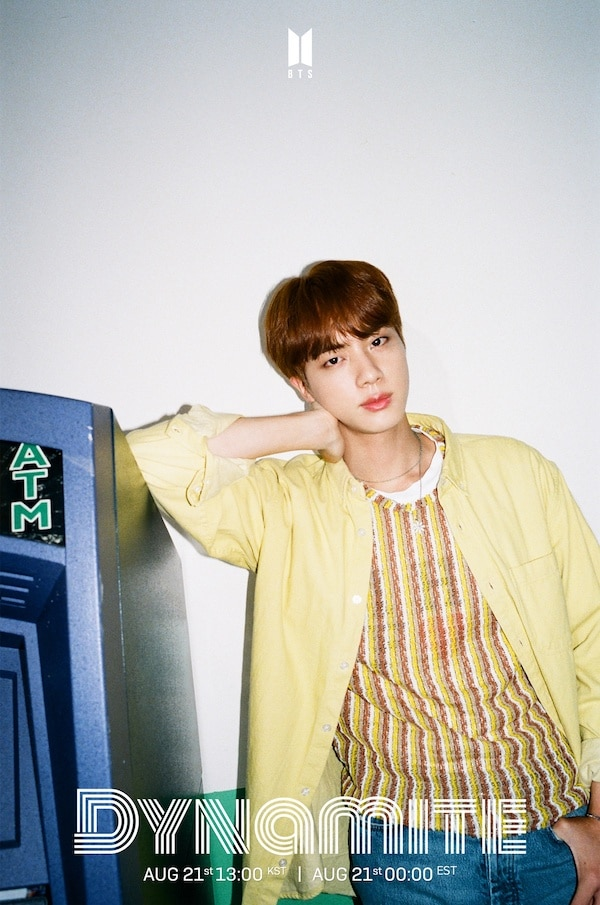 JIN(BTS)(写真提供:Big Hit Entertainment)