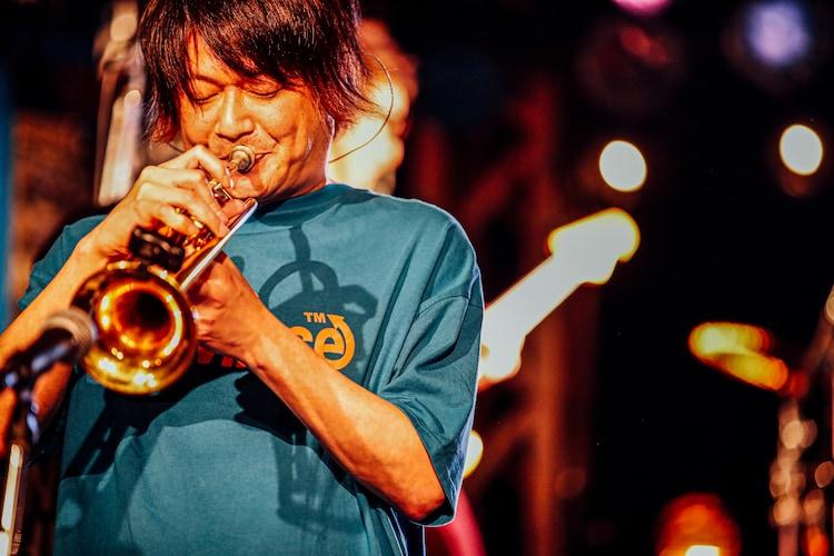 河村光博(Trumpet)(撮影:西槇太一)