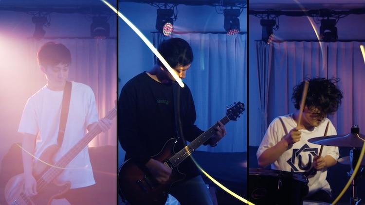 SHANK「Bright Side」ミュージックビデオより。
