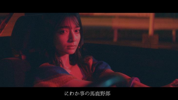 indigo la End「夜風とハヤブサ」ミュージックビデオより。