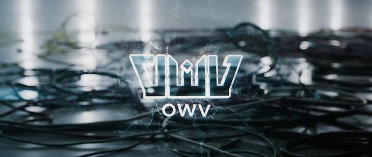OWV「UBA UBA」ミュージックビデオより。