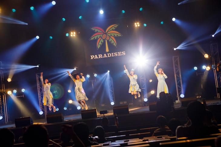 PARADISES(Photo by sotobayashi kenta)
