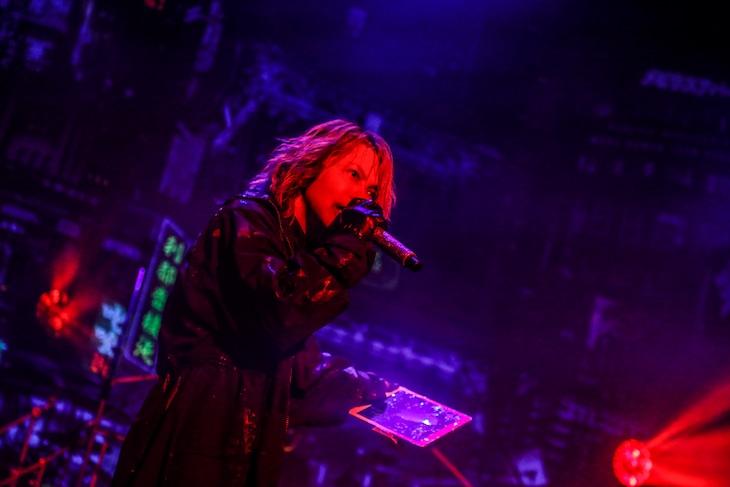 「『HYDE LIVE 2020 Jekyll & Hyde』Rock Day」の様子。(写真提供:ユニバーサルミュージック)