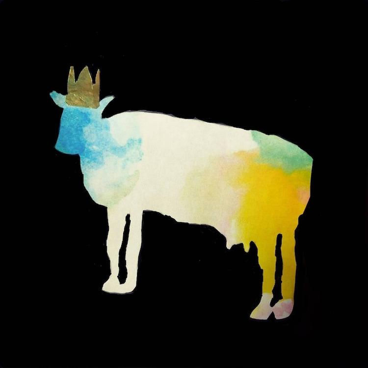 Gi Gi Giraffe「King Beef」配信ジャケット