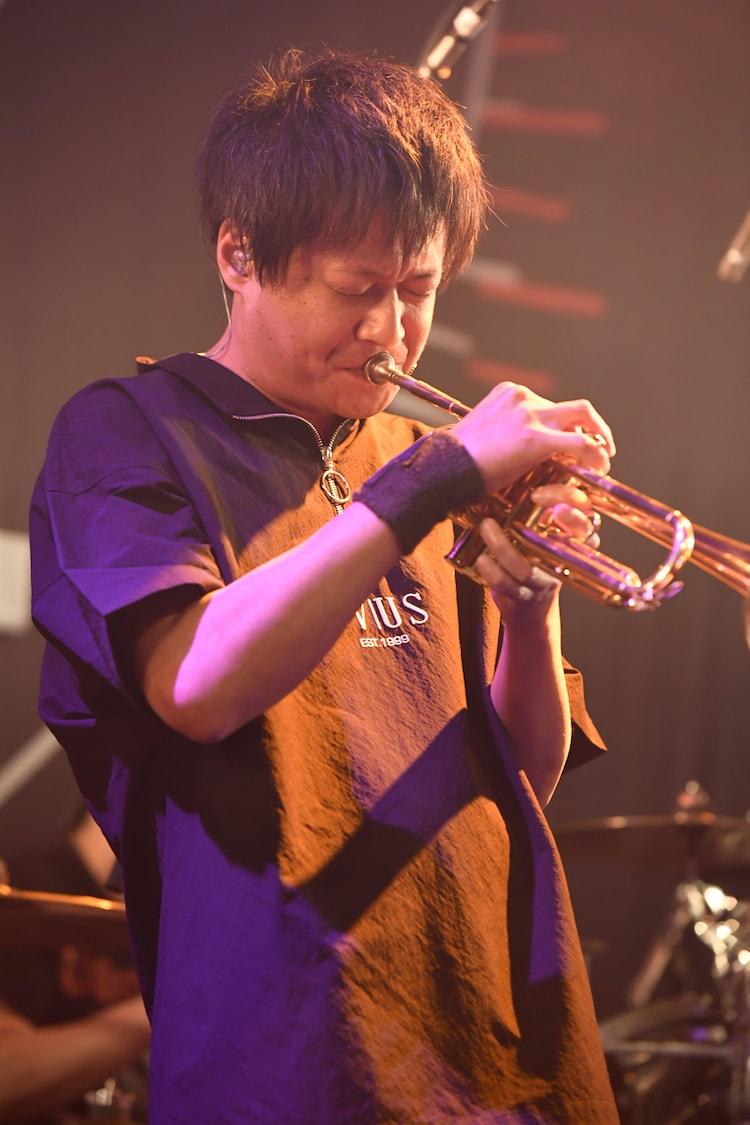 河村光博(Tp / KEMURI)