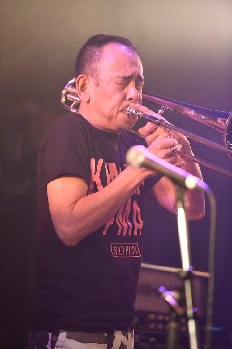 増井朗人(Tb / KEMURIサポートメンバー)