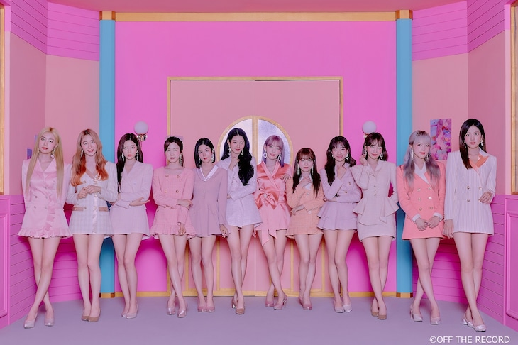 IZ*ONE(c)OFF THE RECORD