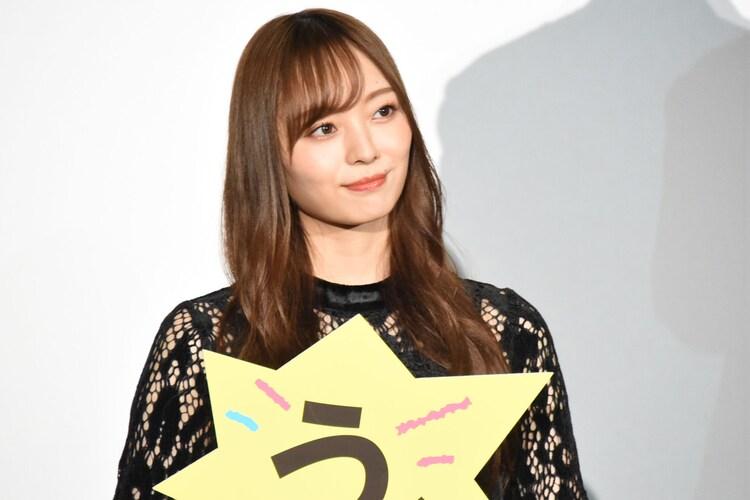 梅澤美波(乃木坂46)