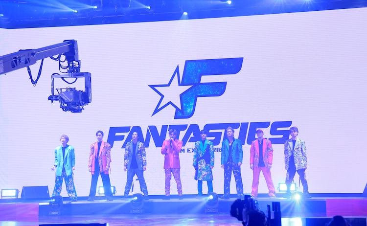 FANTASTICS from EXILE TRIBE(写真提供:LDH JAPAN)