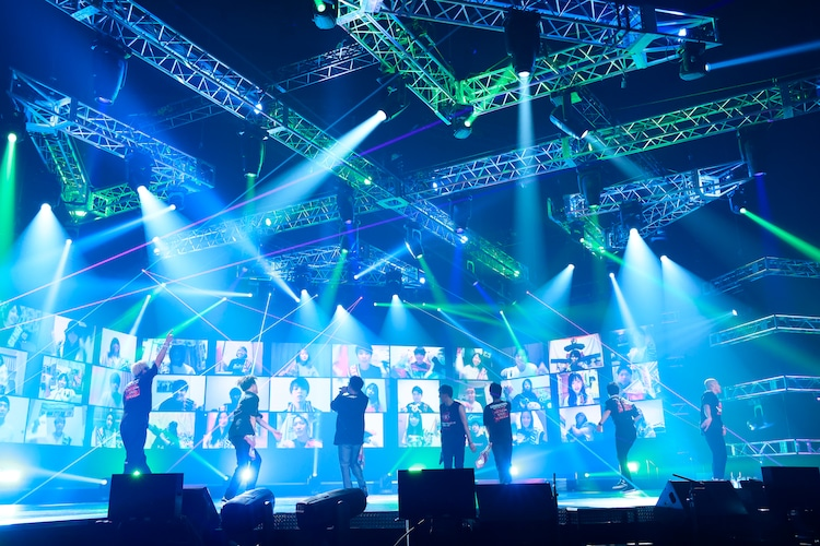GENERATIONS from EXILE TRIBE「LIVE×ONLINE IMAGINATION Day5」の様子。(写真提供:LDH JAPAN)