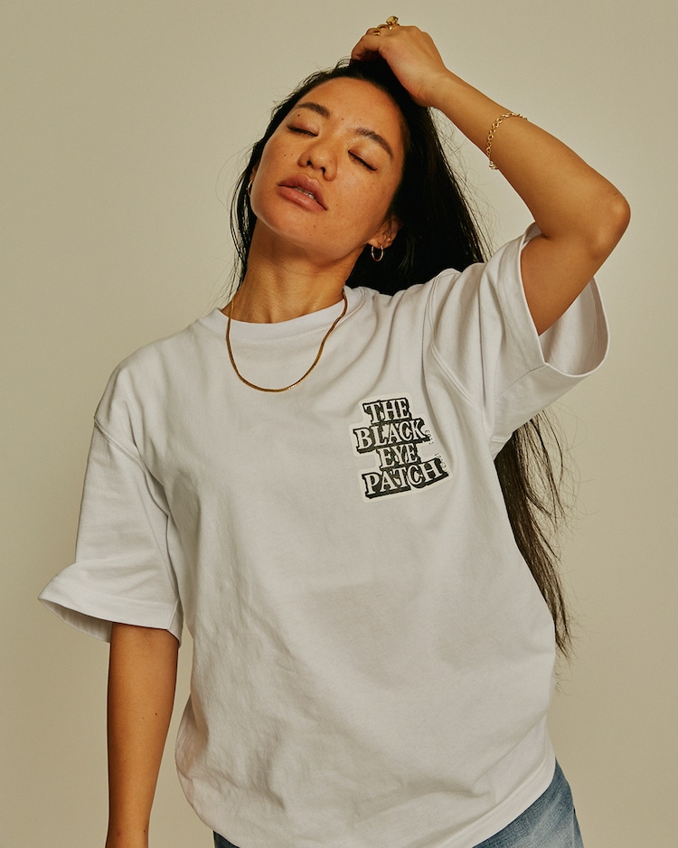 "Awich「Black Lives Matter Charity Exhibition ""Unity""」チャリティTシャツルック"