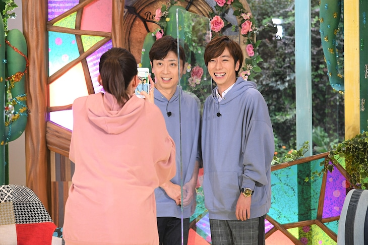 MBS・TBS系「平気なの!?って聞くTV」より。(c)MBS