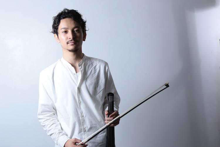 常田俊太郎(Violin)