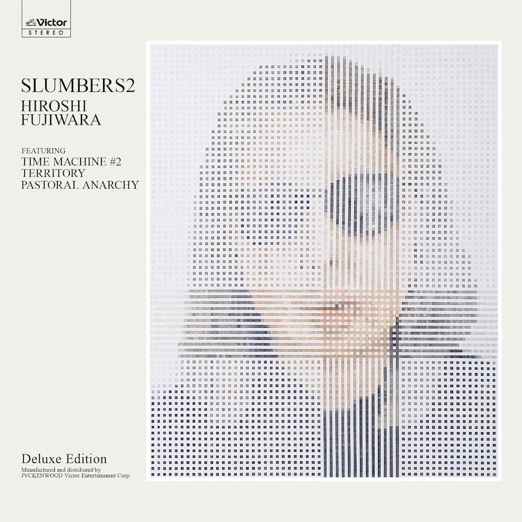 藤原ヒロシ「slumbers 2」Deluxe Edition盤ジャケット