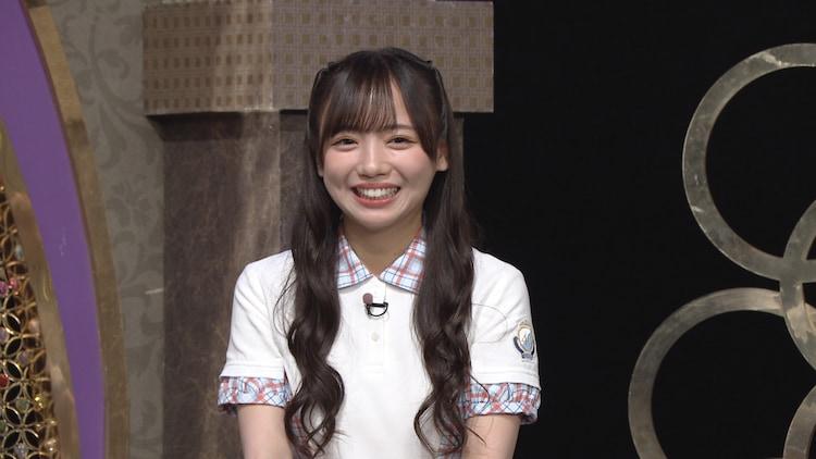 齊藤京子(日向坂46) (c)日本テレビ