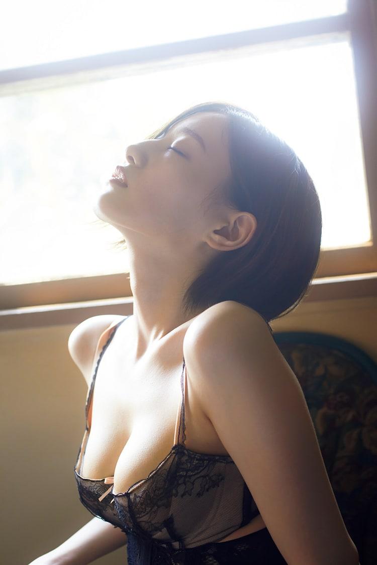 中田花奈「好きなことだけをしていたい」より。(撮影:桑島智輝)