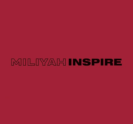 "Miliyah Kato tribute album ""INSPIRE"" Limited Edition Jacket"