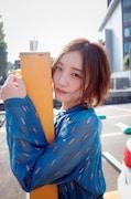 乃木坂46中田花奈、バスタオル姿でデコルテライン披露「ちょっと色っぽくないですか?(笑)」